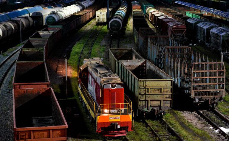Организация перевозки грузов на железной дороге
